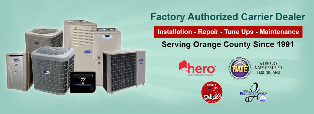 Air Conditioning & Heating Sales, Installation