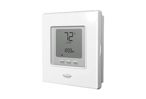 Carrier Non-Programmable Thermostats Tustin