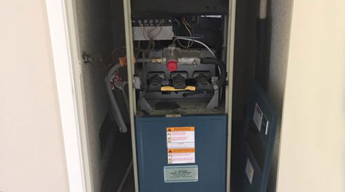 Central Heating, Furnace Repair Service Tustin