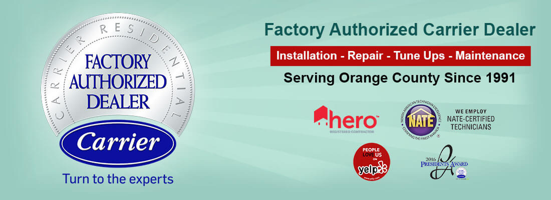 Orange County's Local HVAC Company
