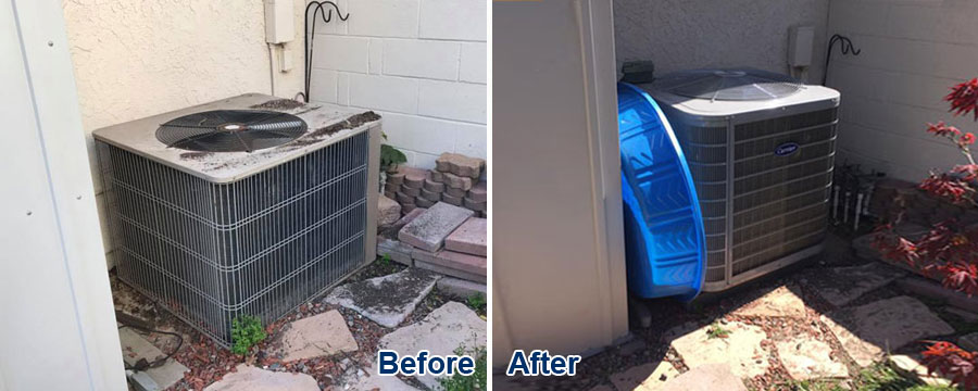 Carrier AC Installation Yorba Linda, CA