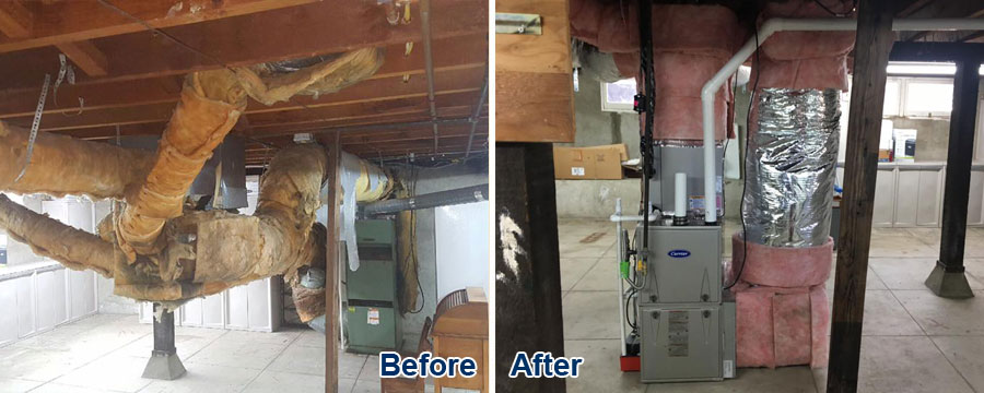 Heating and Cooling Installation in Orange, CA